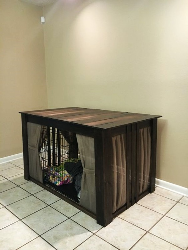 Comfy Large Dog Crate Ideas