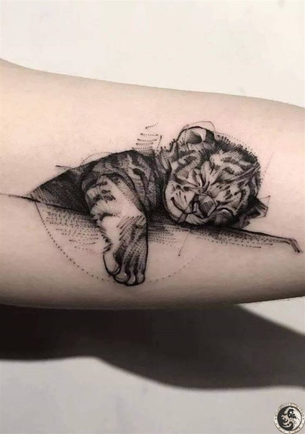 Meaningful Tiger Tattoos with the Difference