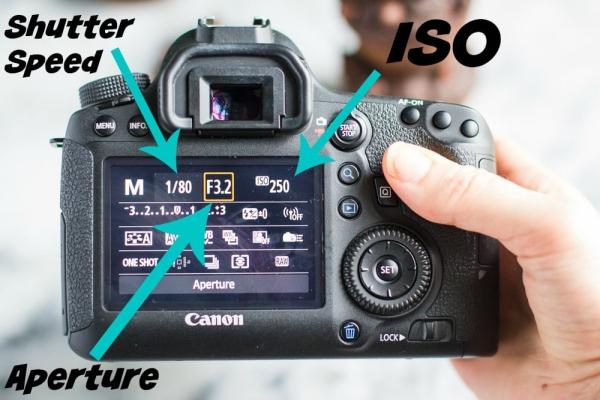 ISO settings